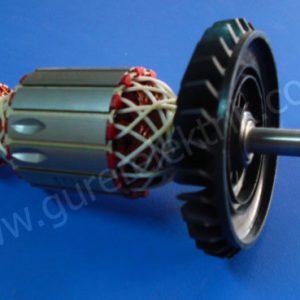 Bosch GWS 24-180 Professional Taşlama Makinesi Endüvisi