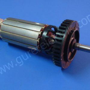 Metabo W10-115 Avuçiçi Taşlama Makinesi Endüvisi