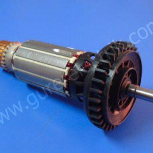 Metabo W8-115 Avuçiçi Taşlama Makinesi Endüvisi