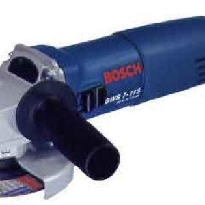 Bosch GWS 7-115 Professional Avuçiçi Taşlama Makinesi Endüvisi
