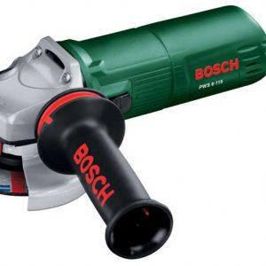 Bosch PWS6-115 Avuçiçi Taşlama Makinesi