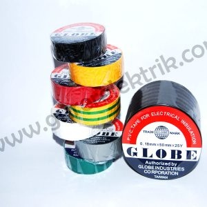 Globe İzole Bant 19 mm ve 50 mm