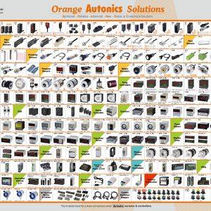 Autonics Sensör Ve Kontrol Cihazları