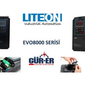 LiteOn EVO8000 Serisi Hız Kontrol Cihazları