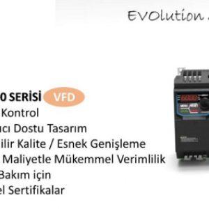 LİTEON EVO6000 SERİ HIZ KONTROL CİHAZI